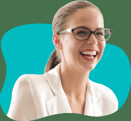 business-woman-homepage-shape