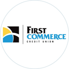 First Commerce Credit Union logo
